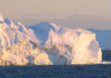 Image of The Totten Glacier is larger and thinning faster than all the others in East Antarctica are.