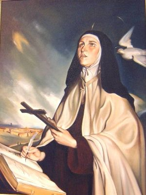 St. Teresa of Avila dubbed the Pope Francis of her time