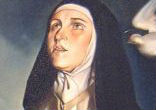 Image of Witty, warm and personable, St. Teresa of Avila nonetheless pushed the Carmelite order to reform, teaching the faithful not to be caught up with creature comforts