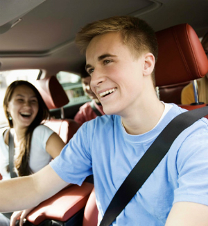 Innovative car system lets parents keep track of their teen driver