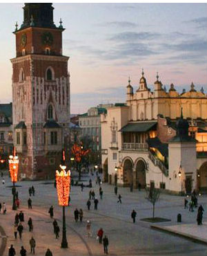 Putting best face forward, Krakow, Poland busies itself to host World Youth Day in 2016