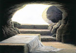 Image of The Tomb is empty!