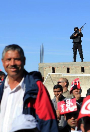 Islamic extremism continues to raid Tunisia with deadly ambushes