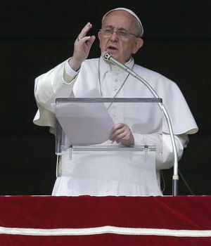When culture no longer cares about marriage, family, everyone suffers, Pope says