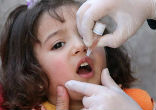 Image of Unlike the Taliban, ISIS allows vaccinations against polio. While in the grip of Islamist State, polio vaccinations continue unabated throughout Iraq.