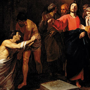 Fr. Elias on the miracle of raising Lazarus from the dead, reflecting on how this is a sign that Jesus is God and has power even over death, and also sin which is the cause of death and foreshadows His own death and resurrection for the forgiveness of all of our sins provided we have faith.