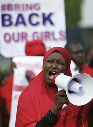 #BringBackOurGirls: One year since the massive Boko Haram kidnapping and 219 Chibok schoolgirls are still missing