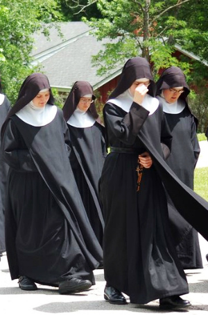 Is there a war between feminism and the Catholic Church? American nuns' 'radical feminist themes incompatible with the Catholic faith'