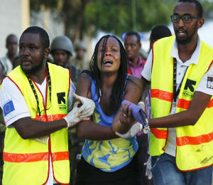 Massacre at Kenyan college leaves 147 people dead