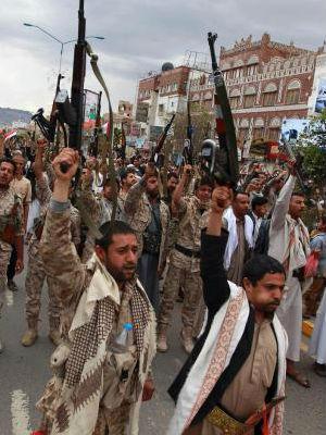 U.S. warships monitoring Iranian traffic off coast of Yemen