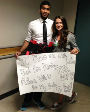 Middle Eastern high school student suspended for using fake bomb during prom proposal