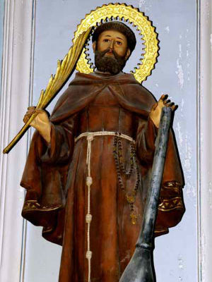 Friday, April 24 - Homily: St Fidelis of Sigmaringen