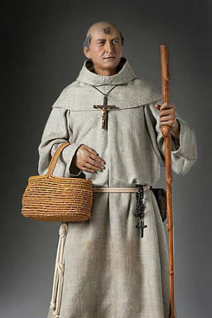 First U.S. Hispanic Saint: Pope Francis to canonize Junipero Serra during U.S. visit