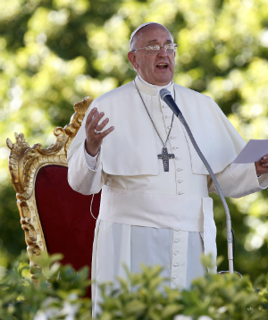 Pope Franics to host major conference on climate change