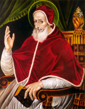 Fr. Elias on the life of Pope St. Pius V who called all the Christians to prayer at the threat of a huge Muslim invasion. He also implemented the Council of Trent that had just been concluded in response to Protestant Reformation, including the liturgical reforms.