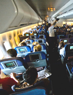 Plane passengers' safety IN DANGER: Terrorists may hack on board Wi-Fi