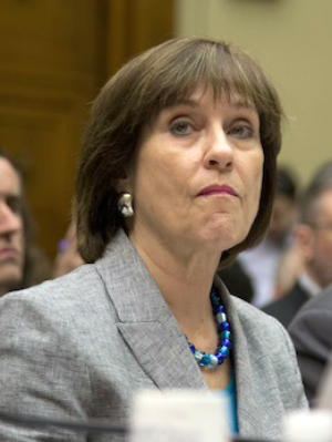 Lois Lerner emails expose secretive IRS warnings