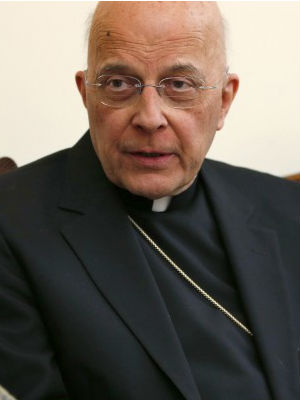 'Man of peace, tenacity and courage,' Cardinal Francis George dies aged 78