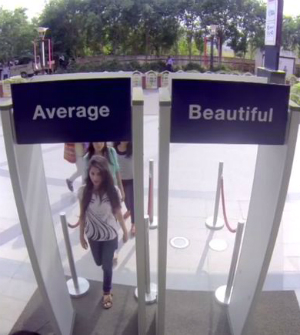 Are you beautiful or average? Powerful video asks women to take a deeper look at themselves