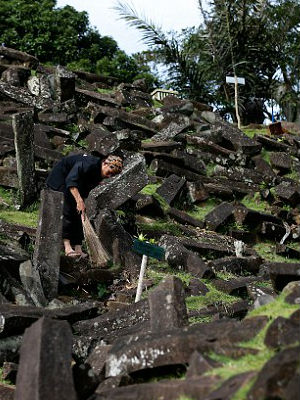 Hidden pyramid in Indonesia could be four times older than ones in Egypt
