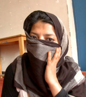 Afghan woman forced to marry rapist to avoid societal punishment