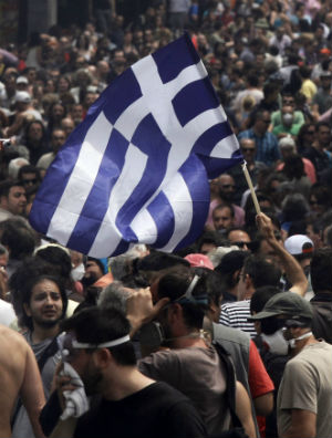Will Greece nationalize its banks in a bid to stave off monetary crisis?