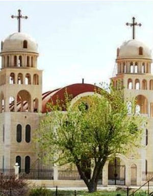 ISIS blows up 80-year-old Assyrian Christian church on Easter