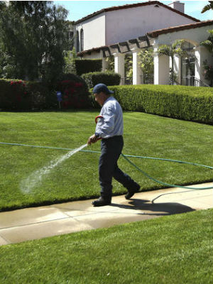 Water deliveries to California cities cut as part of rationing plan