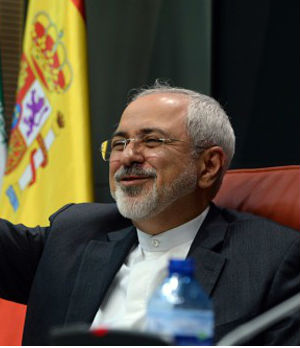 Iran foreign minister highly confident that U.S. Congress cannot stop Obama