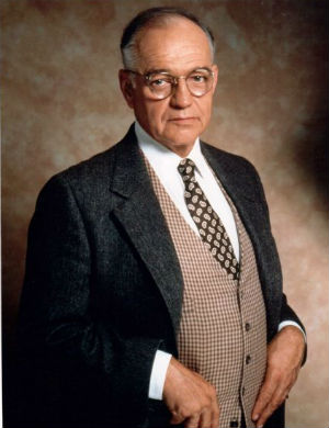 Richard Dysart commented on his lengthy success with the 'L.A. Law' in a 1990 interview. 'Sometimes I worry - it's all been going too well - a role I love to play in a series that's about as good as you can get. Something's wrong!'