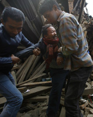 Nepal's earthquake to become their worst disaster in history: Death counts increase, relief operations slow