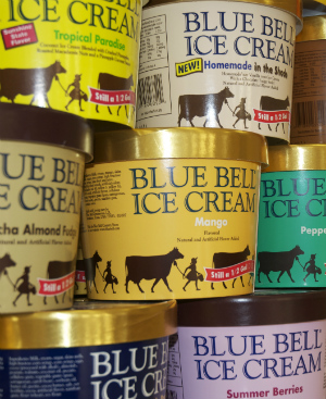 Listeria outbreak in Blue Bell Creameries, causing them to recall all products, started in 2010