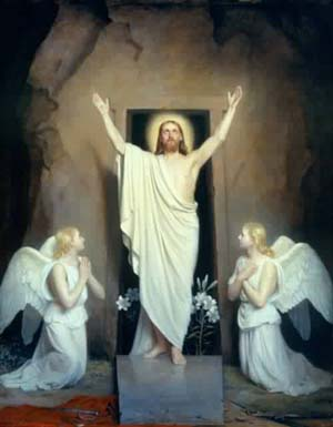 The Power of the Resurrection in our Lives: Christ Is Risen; Indeed, He Is Risen!
