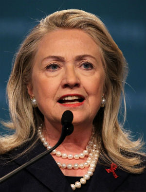 Another scandal shakes Hillary Clinton's presidential ambitions as IRS reports she took millions from foreign governments
