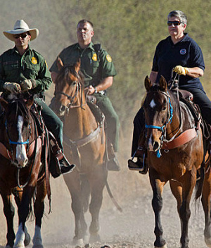 National sheriffs talk about immigration overflow and criminal activity on border