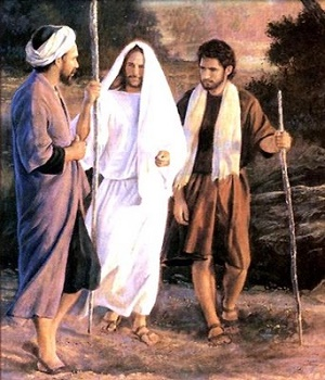 And Their Eyes Were Opened: Let Jesus Walk With You on Your Road to Emmaus