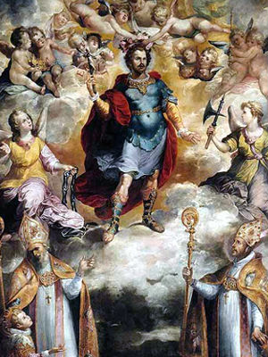 Monday, April 13 - Homily: St. Hermenegild, Model for Us All