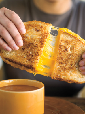 8 incredible ways to spice up a traditional grilled cheese sandwich