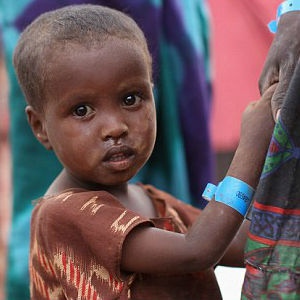 HELP ON THE WAY? Malaria vaccine found to cut cases in half - lives of children could be spared