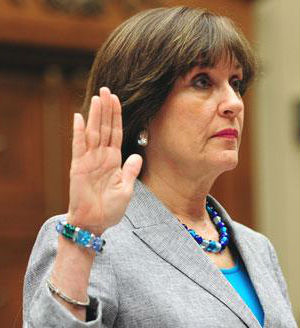 Tip of the iceberg as THOUSANDS of new emails from Lois Lerner found