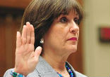 Image of Lois Lerner's computer crashed in 2011, according to the IRS. The malfunction lost an unknown number of her emails over the prior two years.
