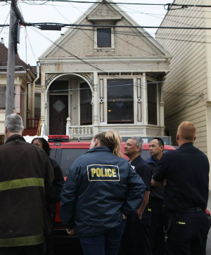 Mysterious mummified body removed from disastrous San Francisco home