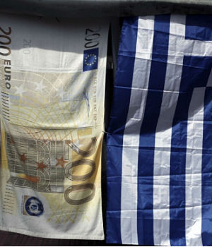 Money running out, Greek government orders raid on government coffers