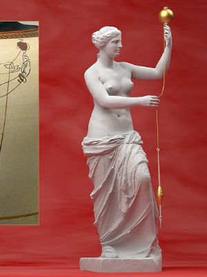 Venus de Milo - a prostitute? New evidence offers intriguing new theories