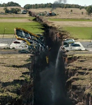 Does disaster film 'San Andreas' prophesize the destruction of California?