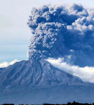Chile volcano erupts for third time, experts warn it may happen again