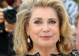 Image of Into her seventies, Catherine Deneuve remains one of filmdom's most radiant and perfect beauties.