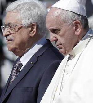 Israel incensed as the Vatican recognizes the state of Palestine