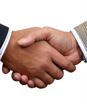 Why a handshake just might save your life
