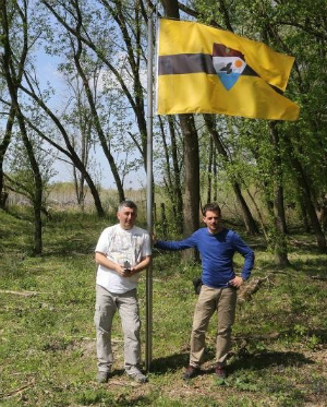 Welcome to Liberland: Small patch claims to be world's newest country